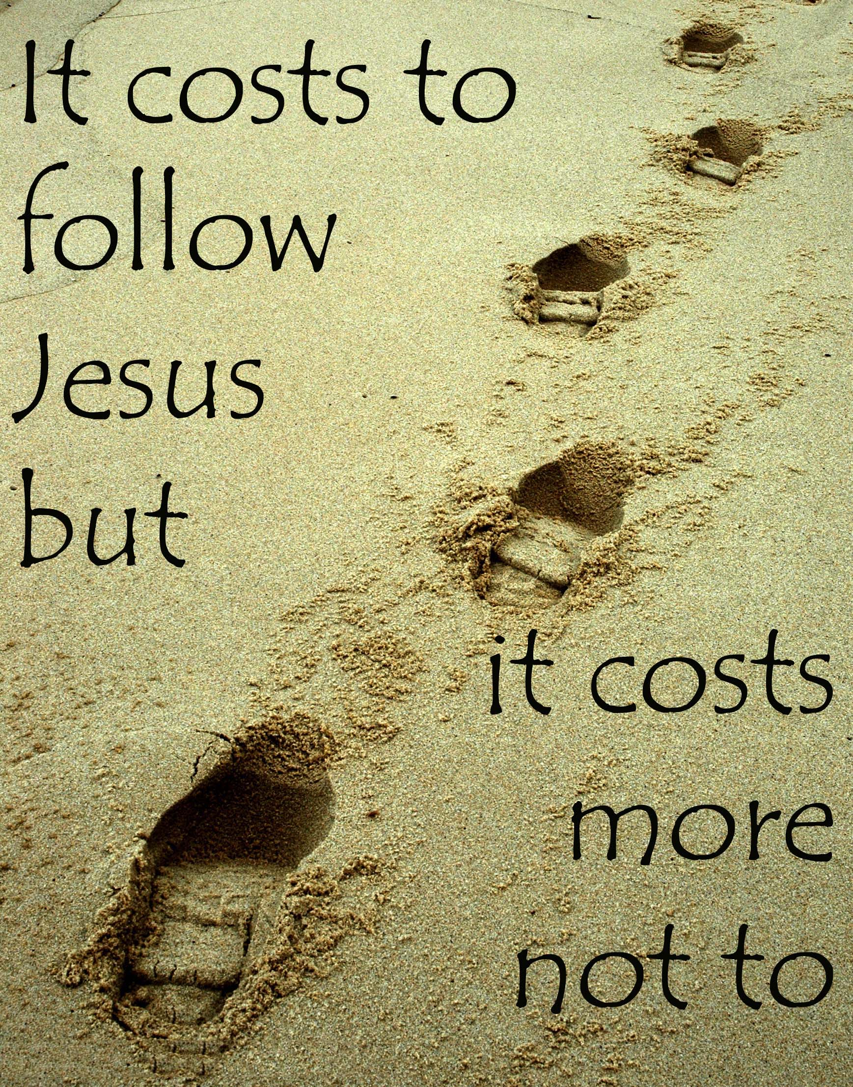 The Cost of Discipleship-1