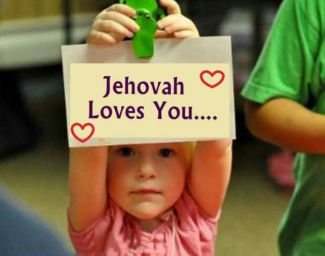 Jehovah love You-1